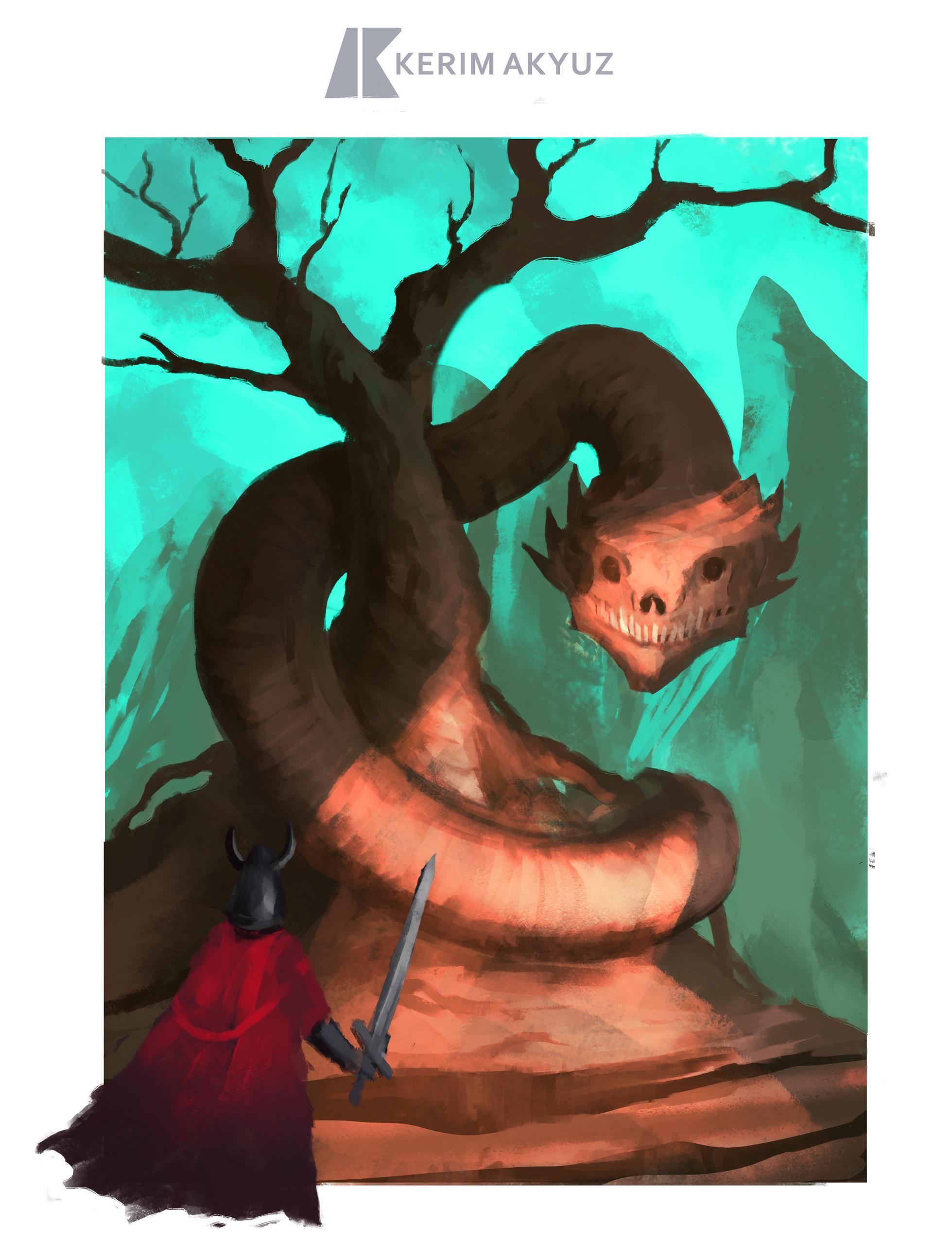 Kerim akyuz 62 serpent sden
