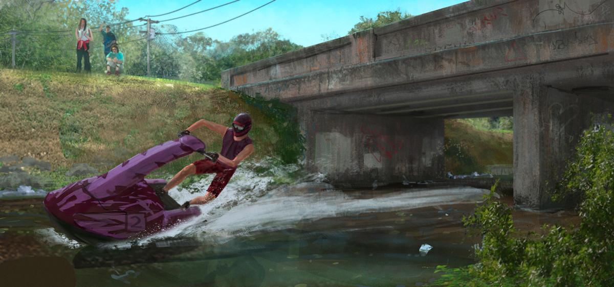 Mark orzechowski orzechowski m bayou bridge