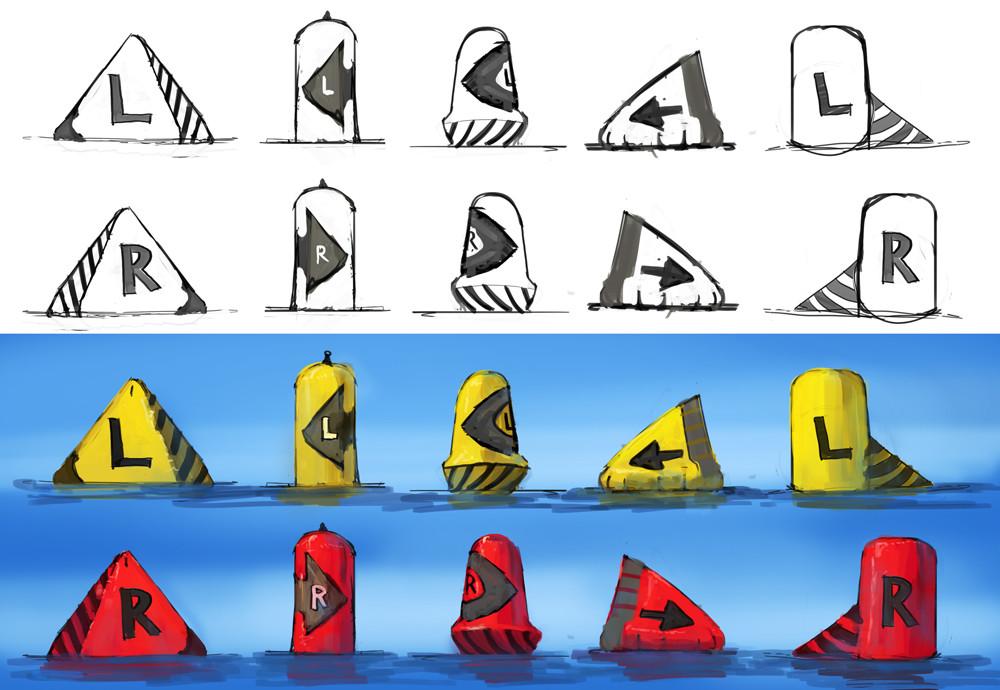 Mark orzechowski orzechowski m buoys color s15