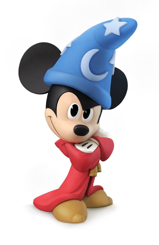 Sorcerer Mickey Marketing Shot
