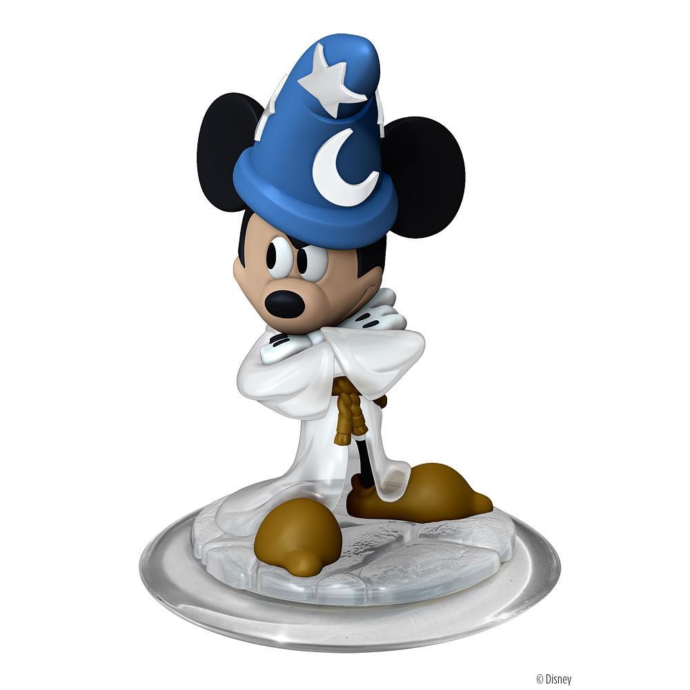 Sorcerer Mickey Crystal