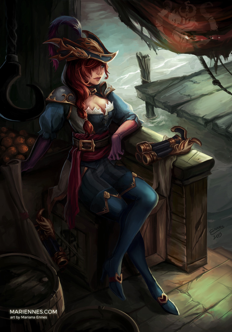 Captain Fortune