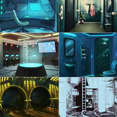 Rebecca gunter ryan collage bionichbgs