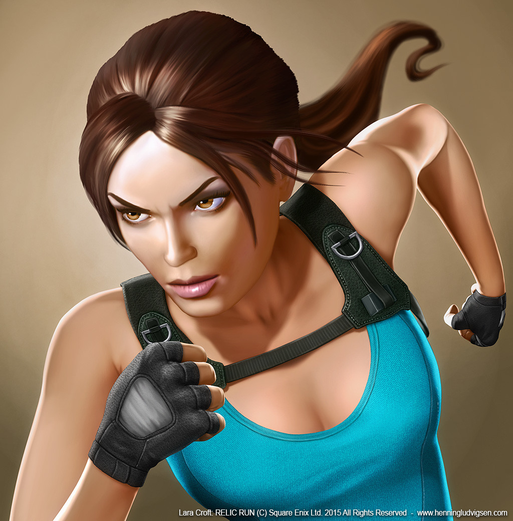 Lara croft captured porno sexy clips