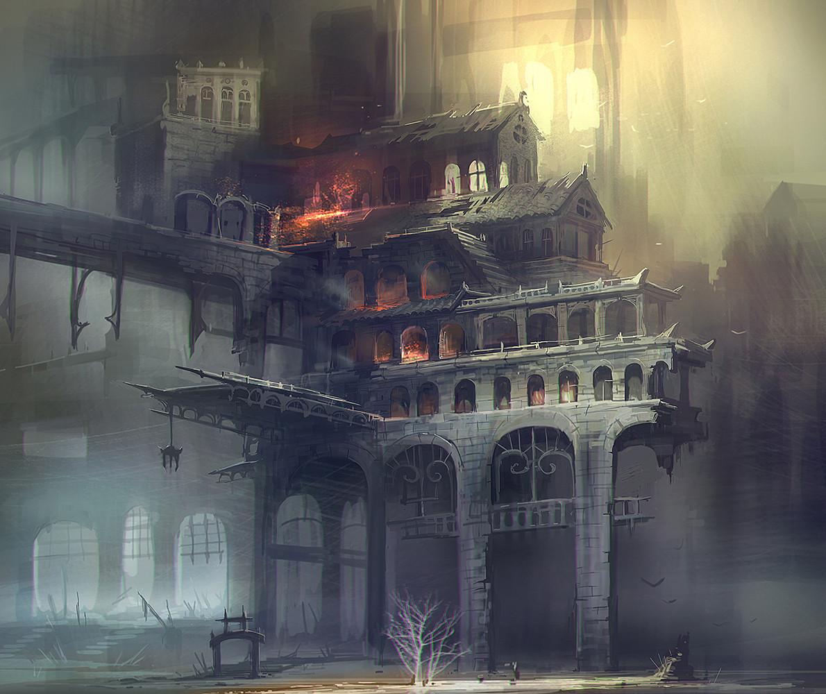 [4ML] Le Châtiment des Hiboux [Talon] Bs-bs-underground-castle2
