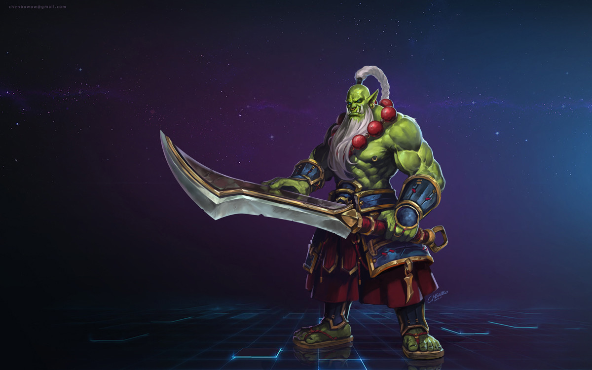 Bo chen blade master