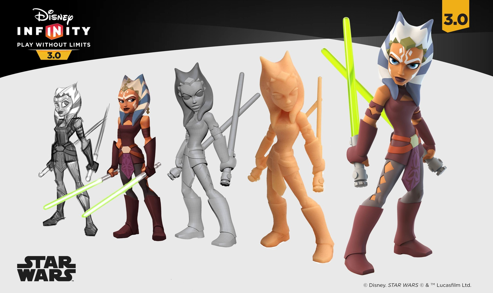 Shane olson in3 concept art ahsoka