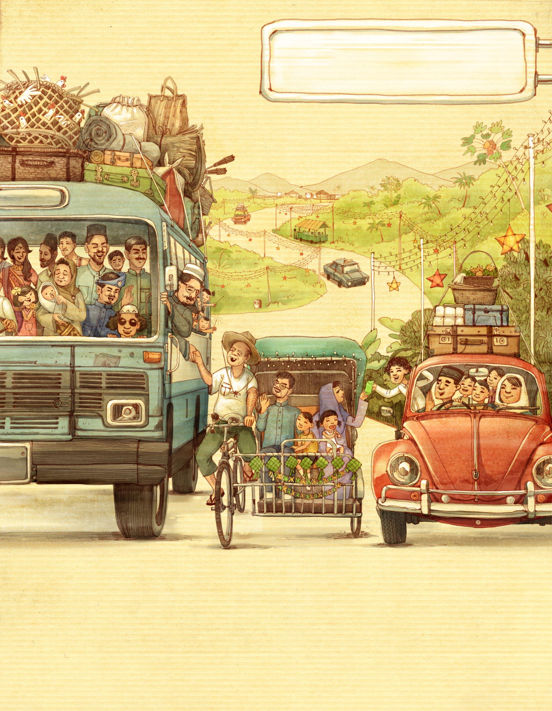 Kinsun loh mid hari raya 2015 illustration v2 b