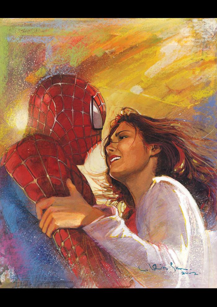 Kinsun loh spiderman