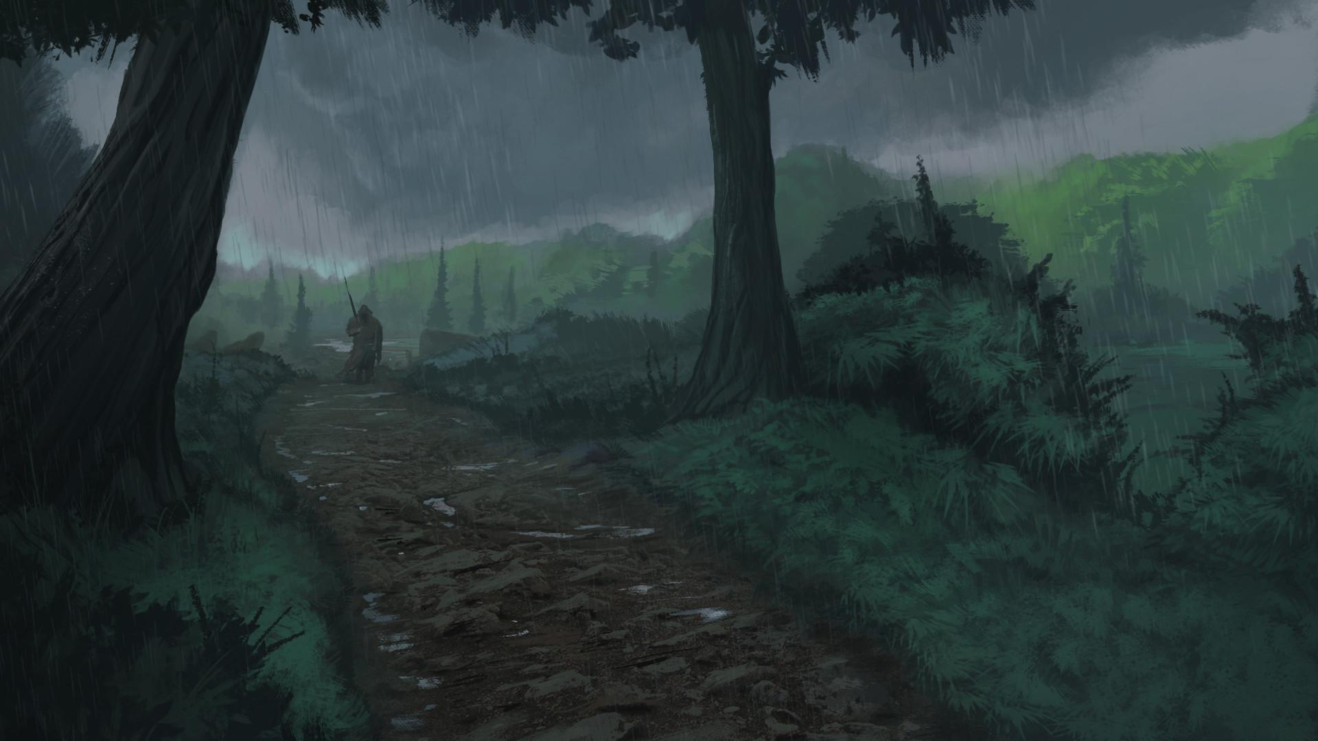 Holger schulz grassland rain