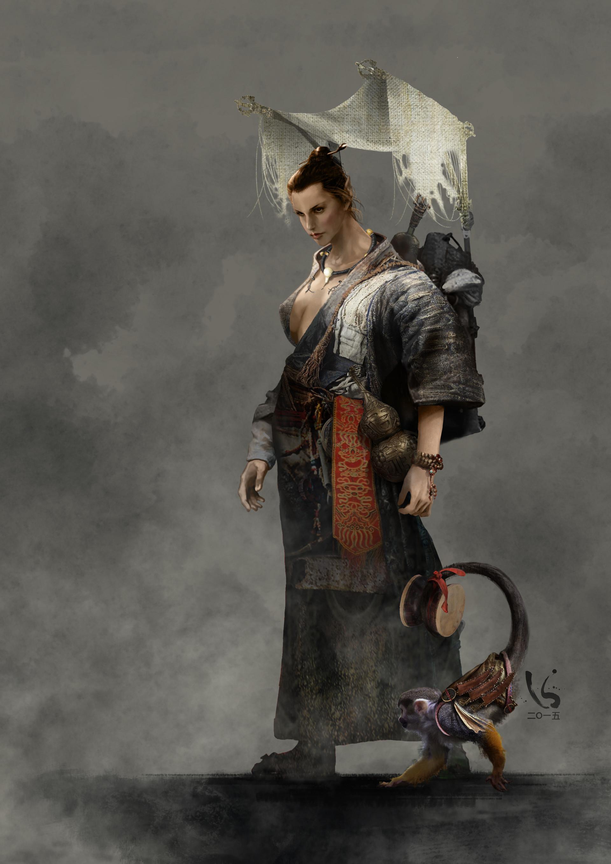 Kinsun loh kinsun character02 wizard final2