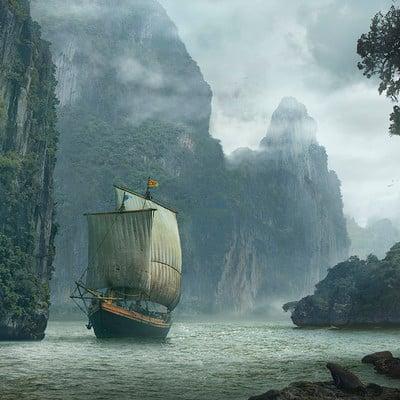 Sergey vasnev cgma ship