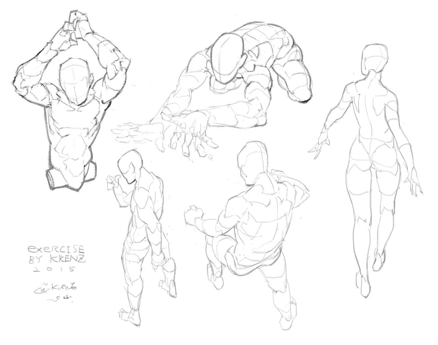 Brianworx sketchbook