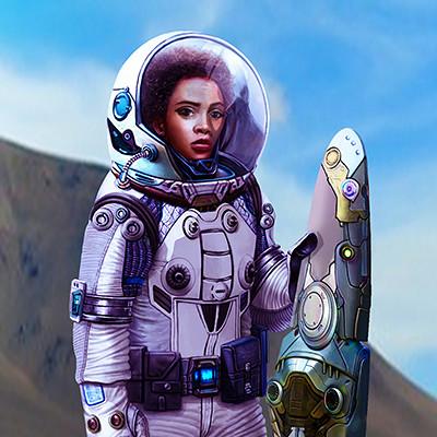 Mervin kaunda space