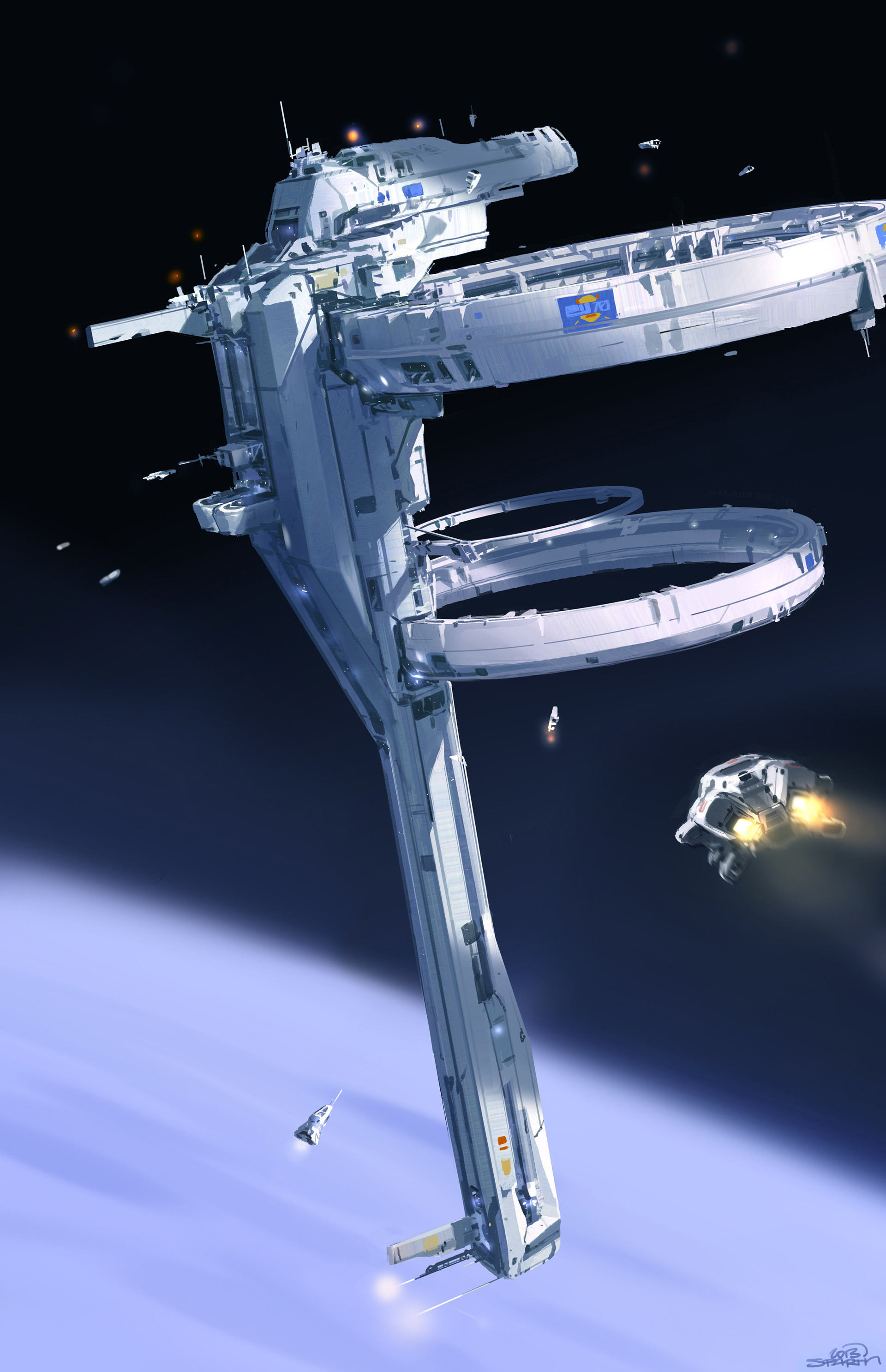 Sparth sparth space station finalfinal s