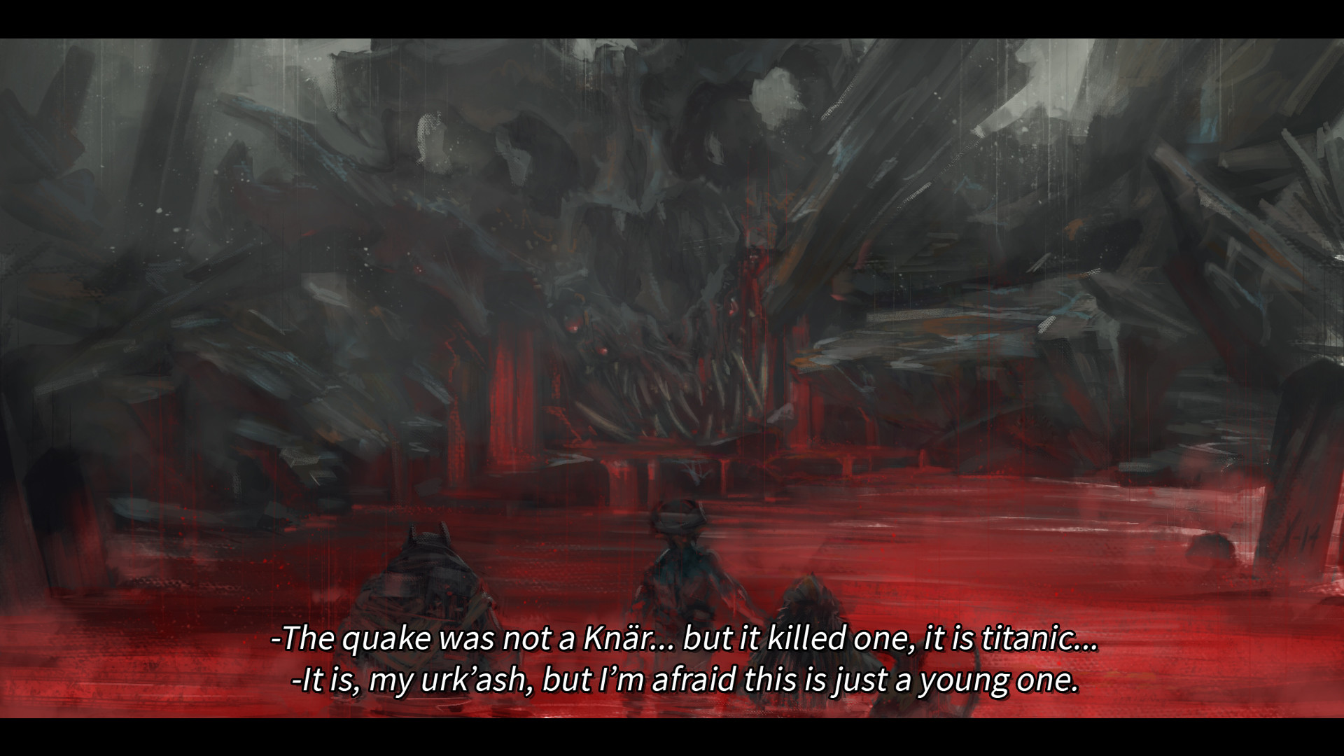 Xabier urrutia demons talking5