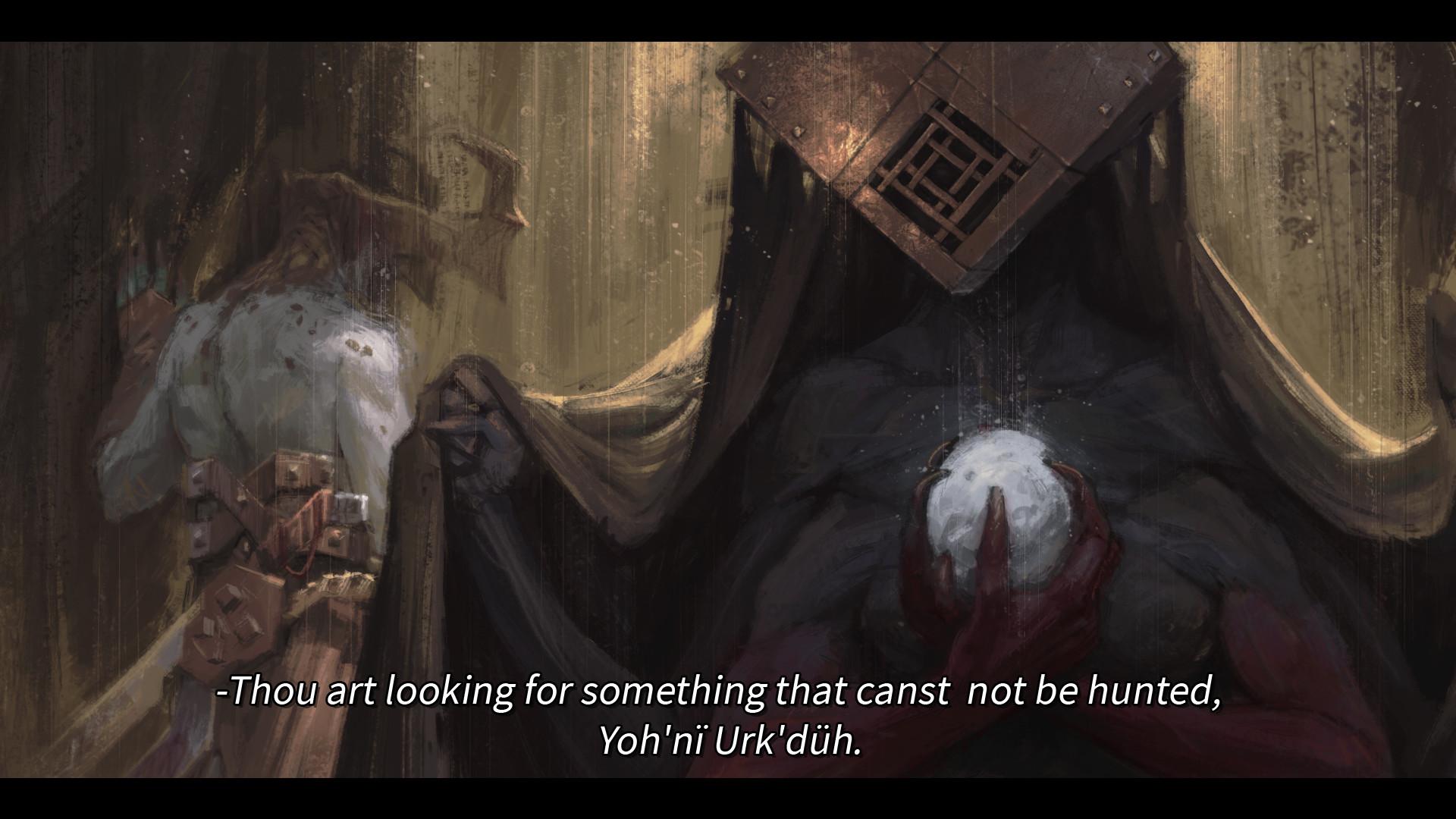 Xabier urrutia demons talking6