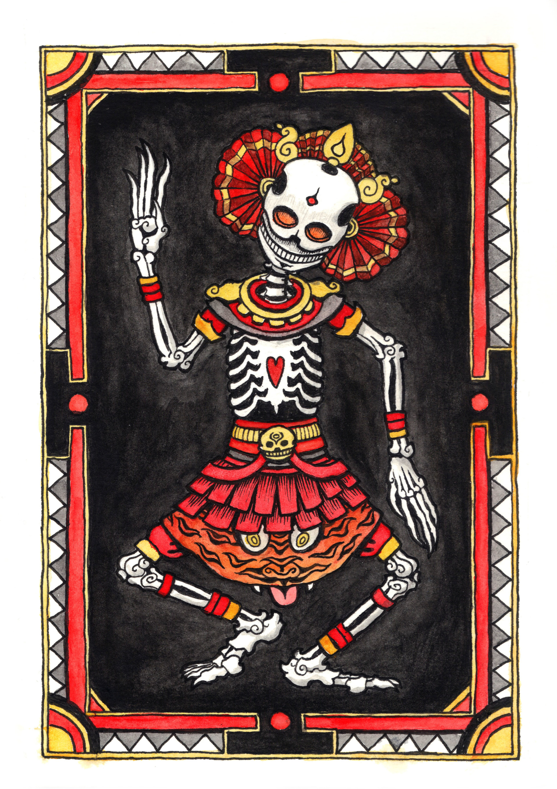 Patrick weck tibetan skeleton final version