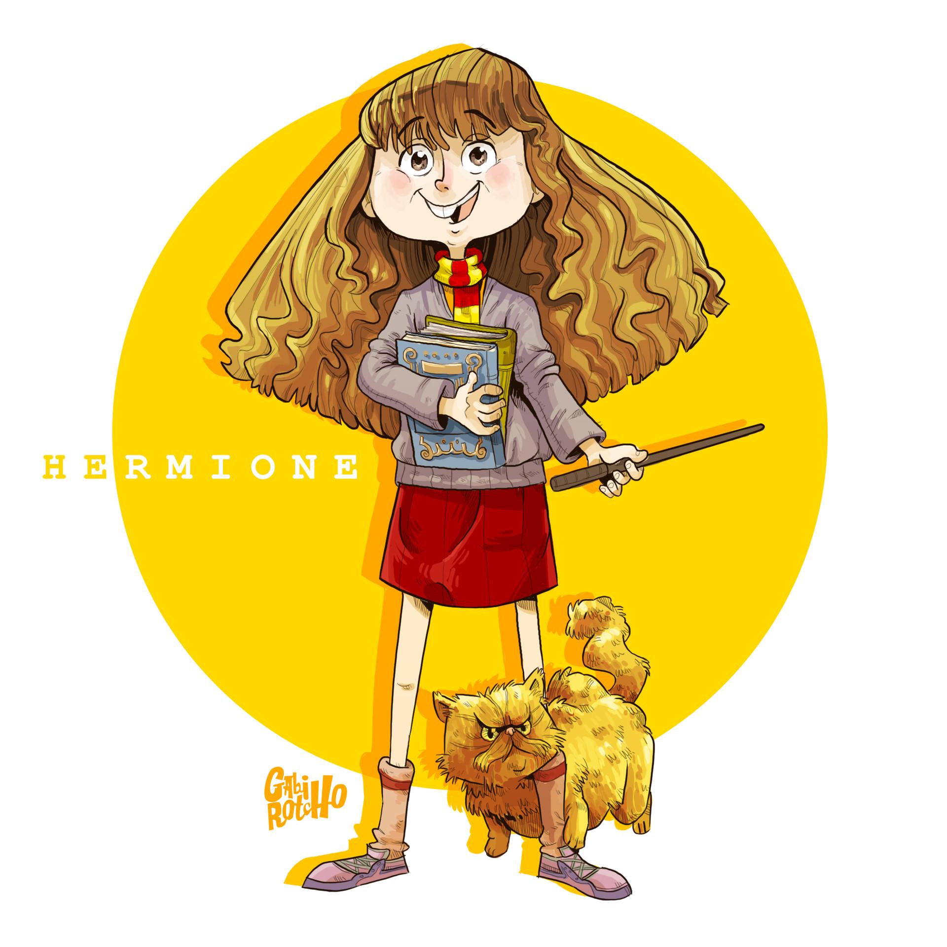 Gabirotcho hermione