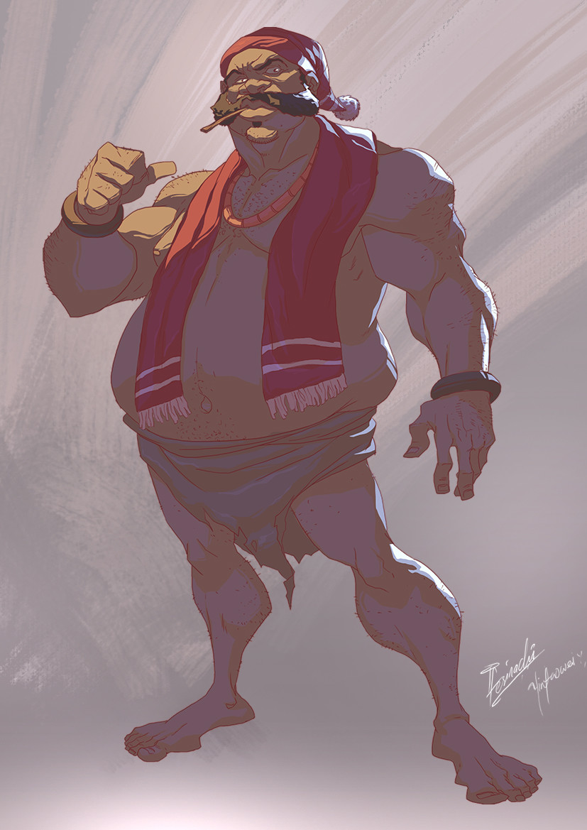 Harrison yinfaowei all characters diochi