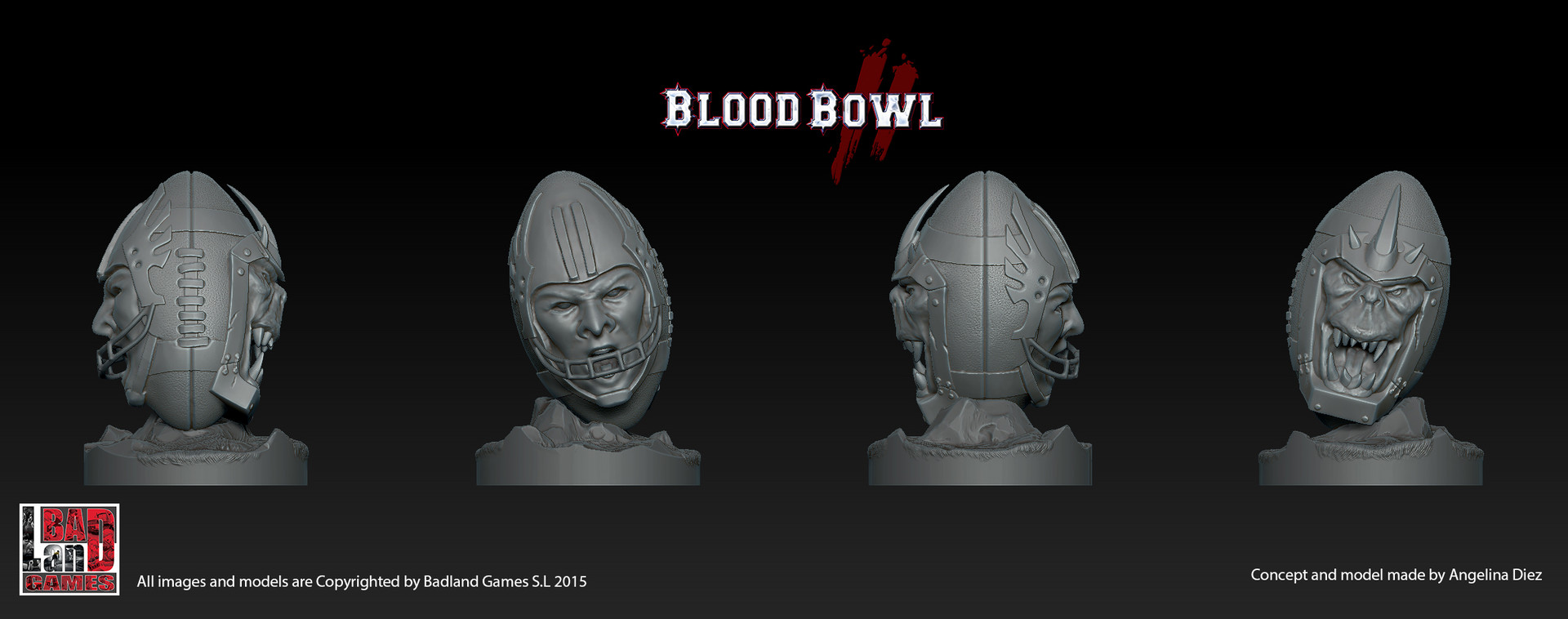 Angelina diez bloodbowl ball02