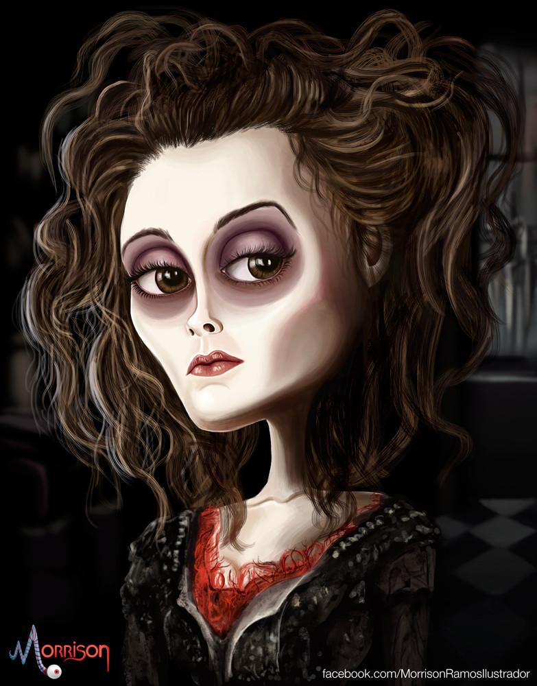 Mrs Lovett 2? by RonjaNova on DeviantArt