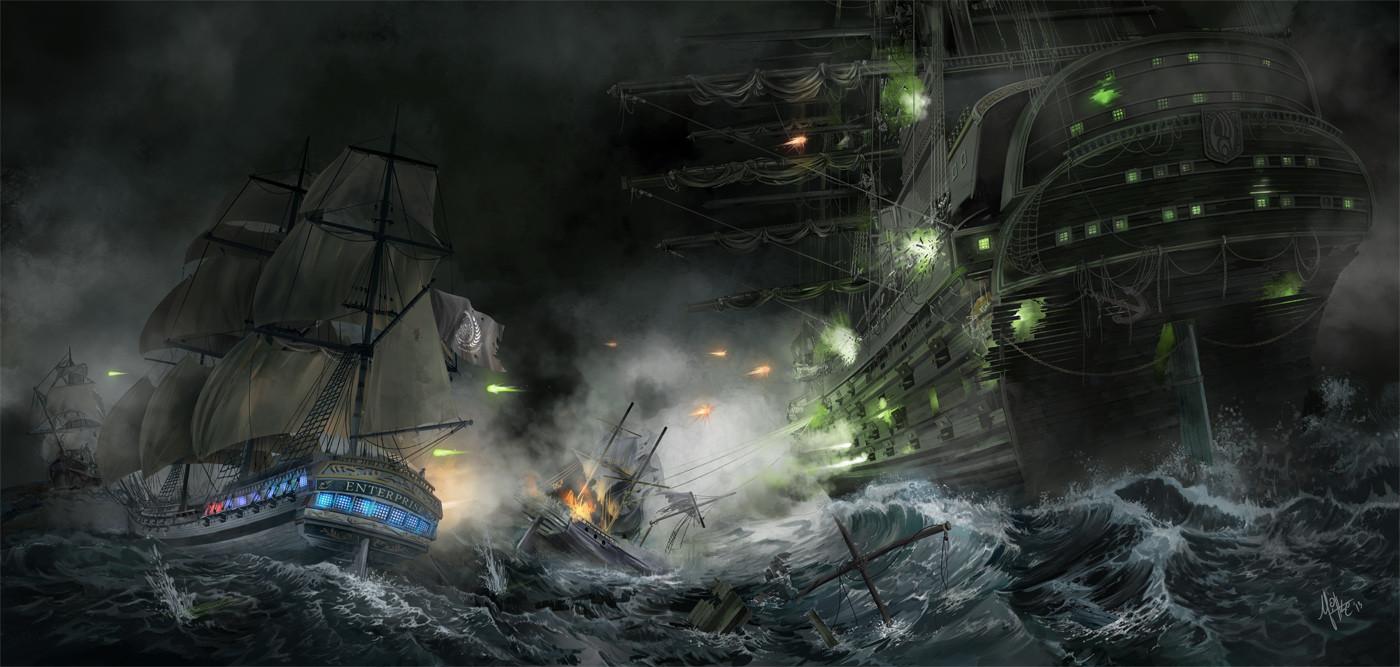 Mirsad agic borg ship