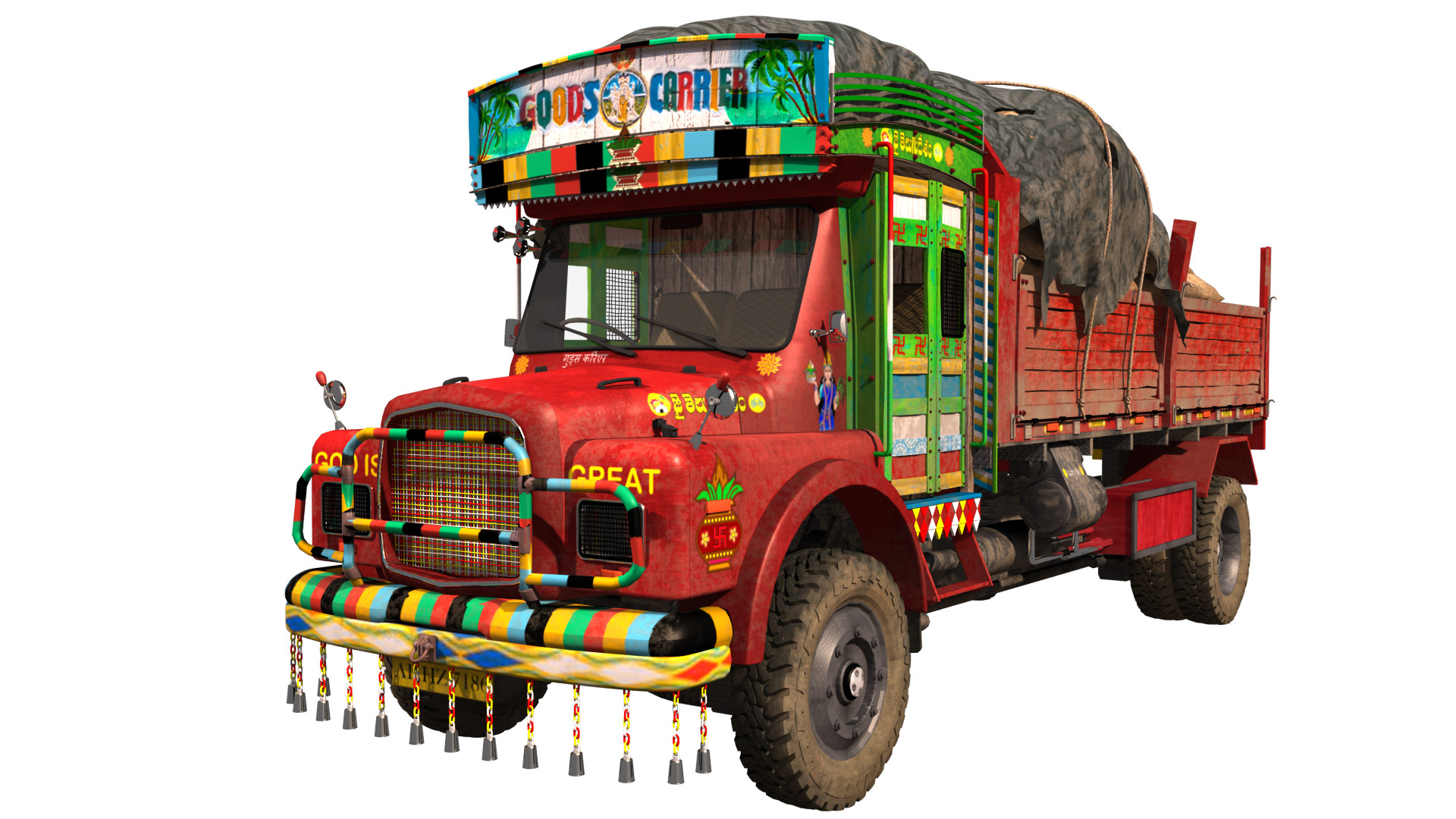 shashi kumar indian truck artist clipart black and white artistic clip art free