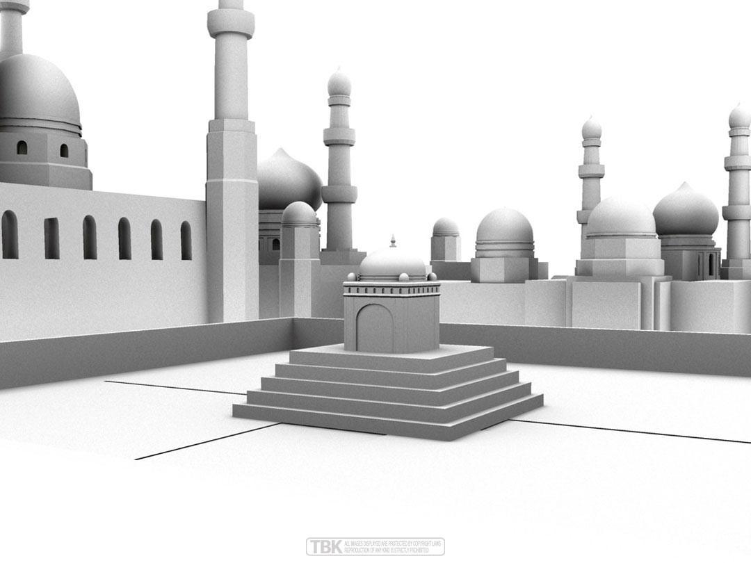 Preliminary 3D model