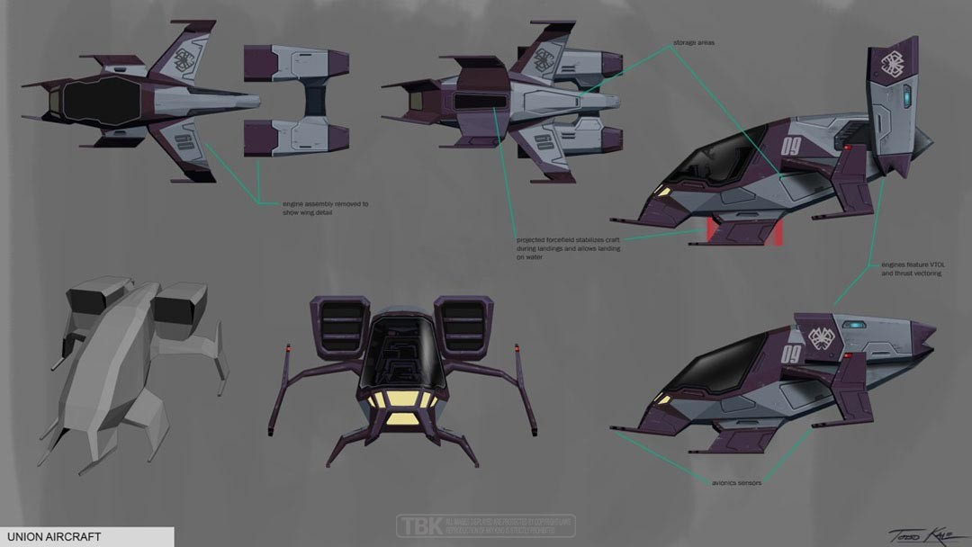 Prop Design for PC Game