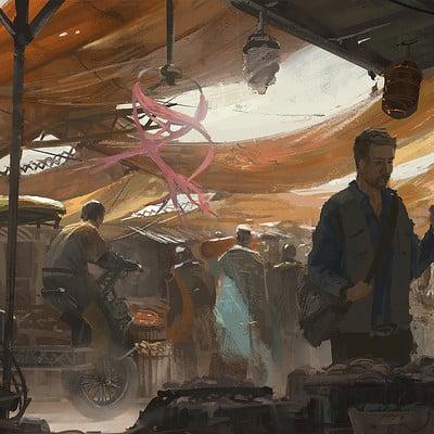 Julien gauthier bangkok2184 01 street market