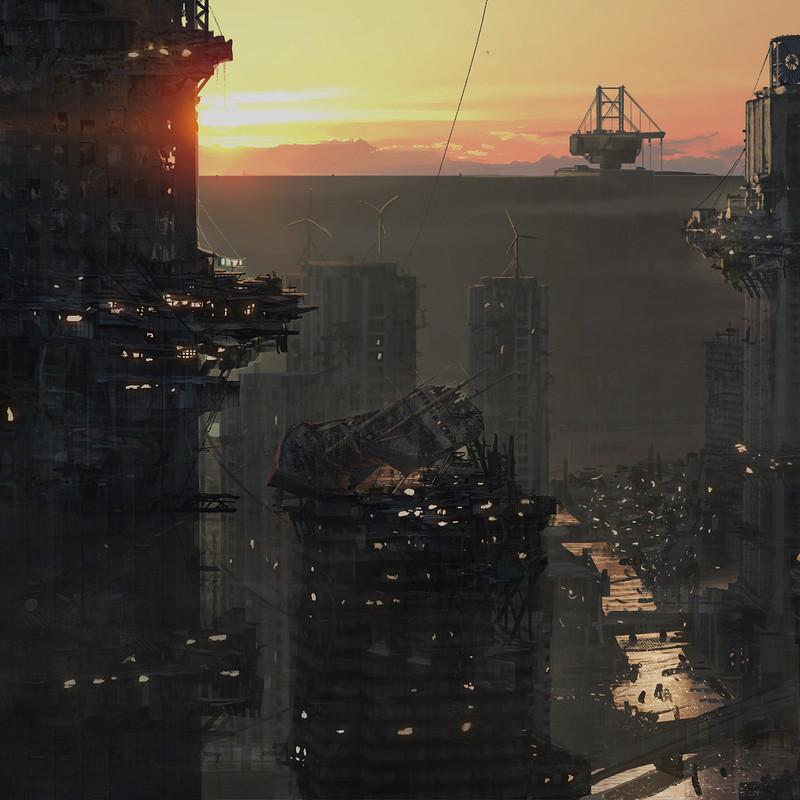 Bangkok XXIII - Skyline