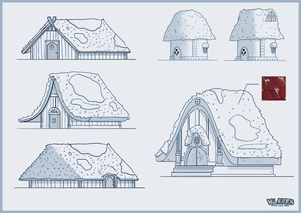 Josh merrick houses