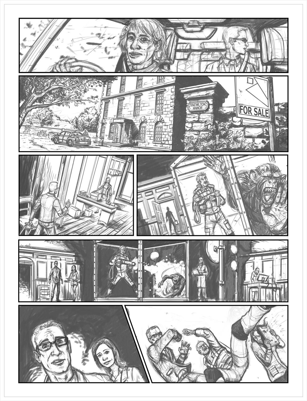 Page 01 Pencils