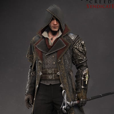 Assassin's Creed Syndicate - Jacob Outfit 07