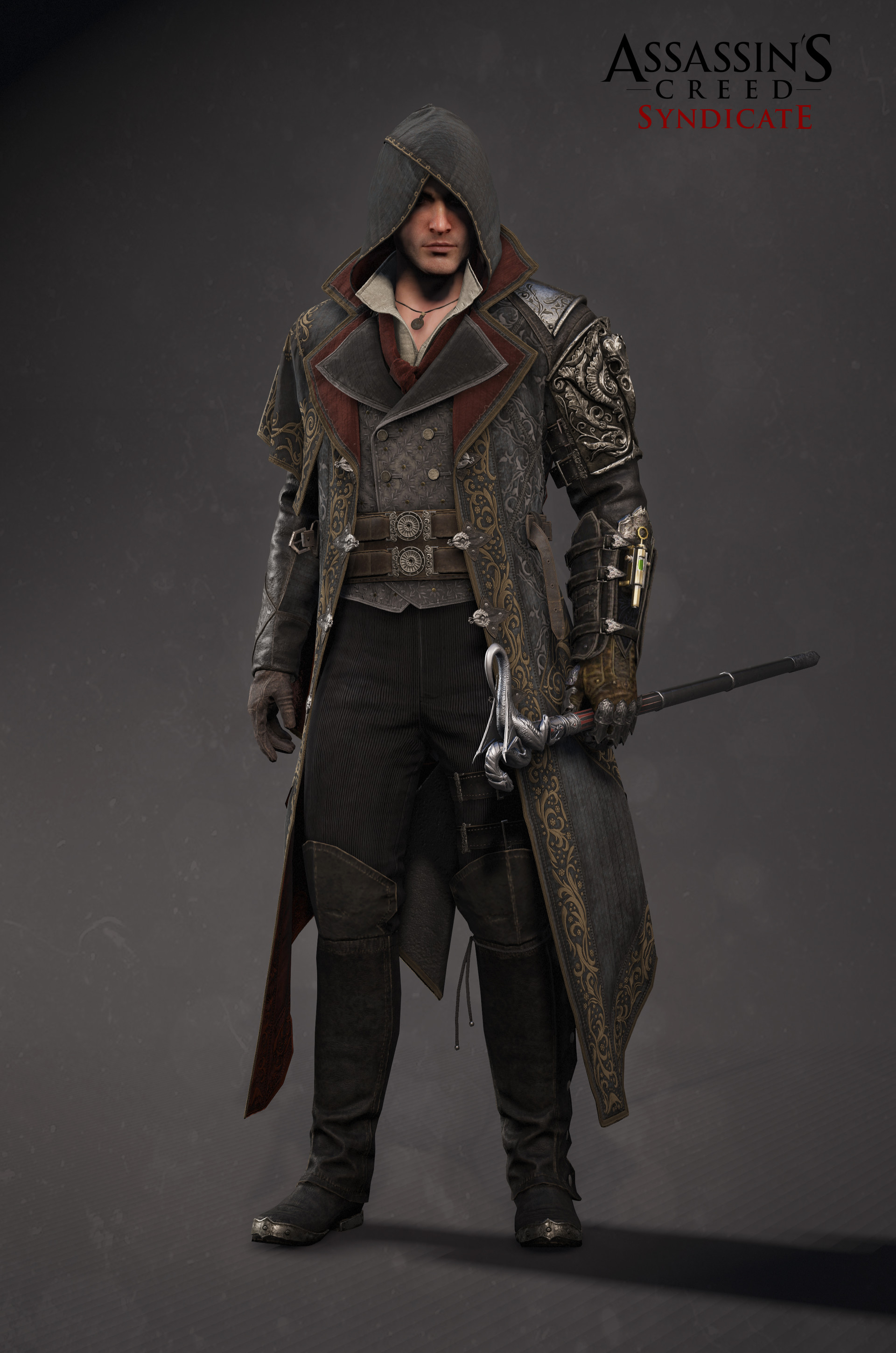 Artstation Assassin S Creed Syndicate Jacob Outfit 07 Mathieu