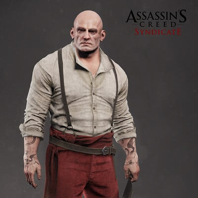 Assassin's Creed Syndicate - Thug Brutes