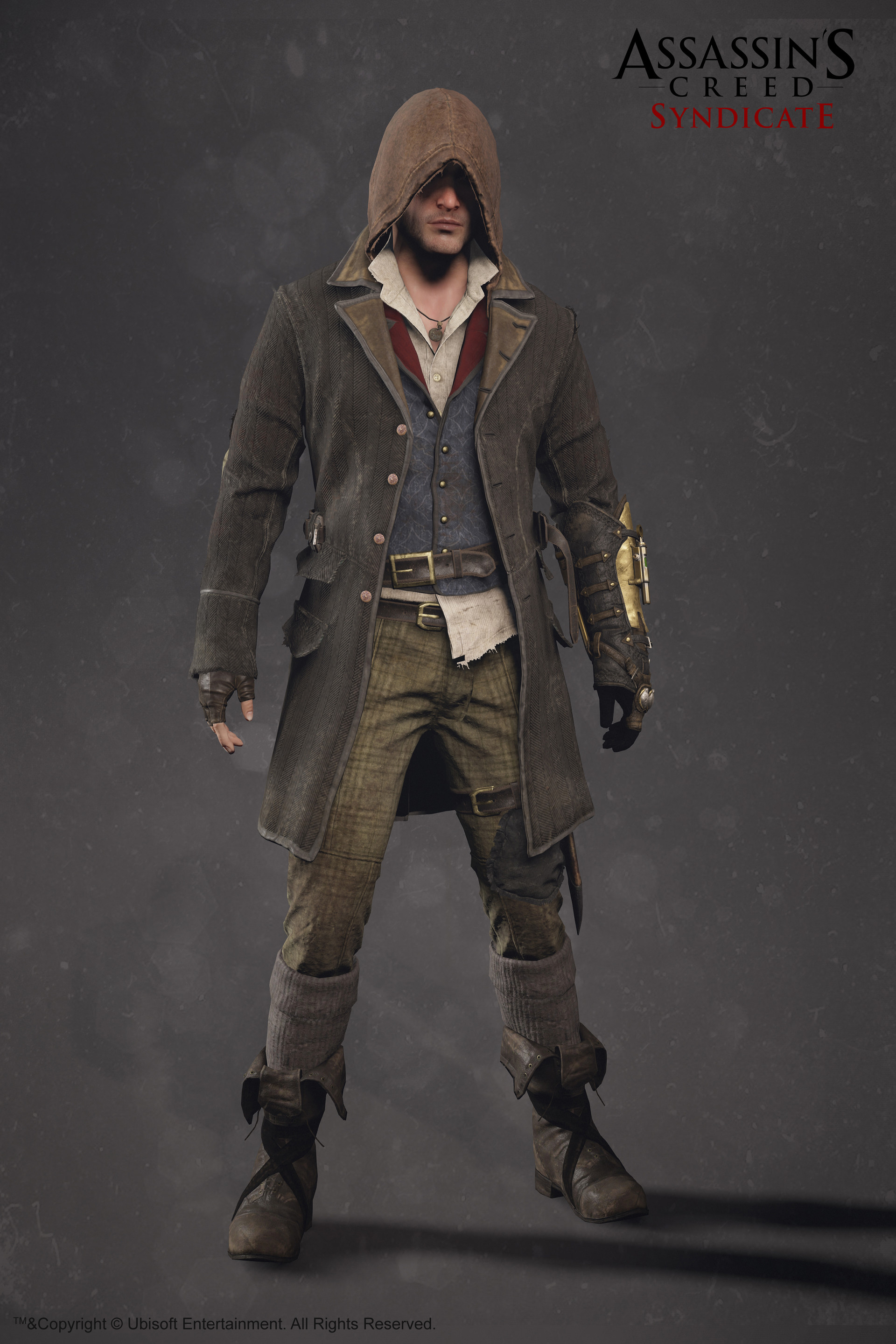 Artstation Jacob Frye Assassin S Creed Syndicate Sabin Lalancette