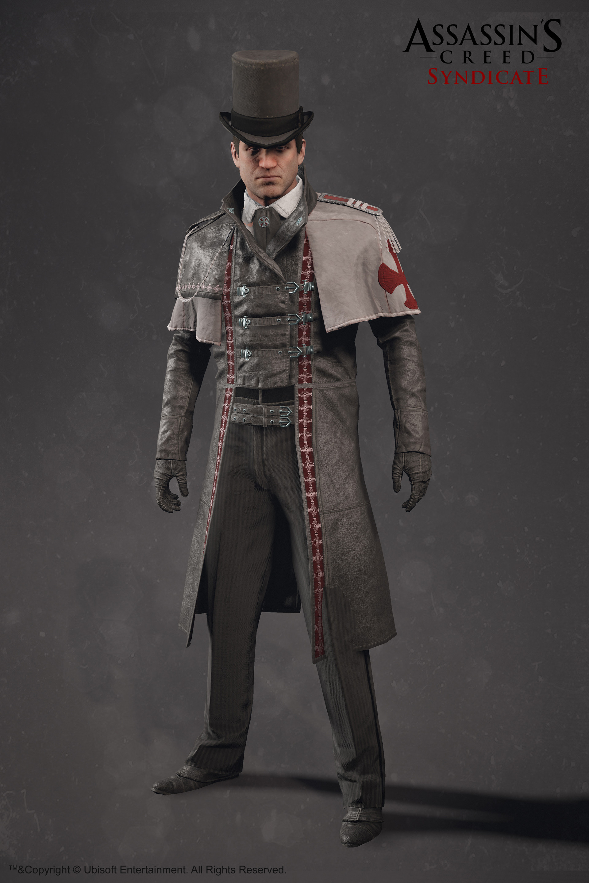 Artstation Templar Enforcer Assassin S Creed Syndicate Sabin