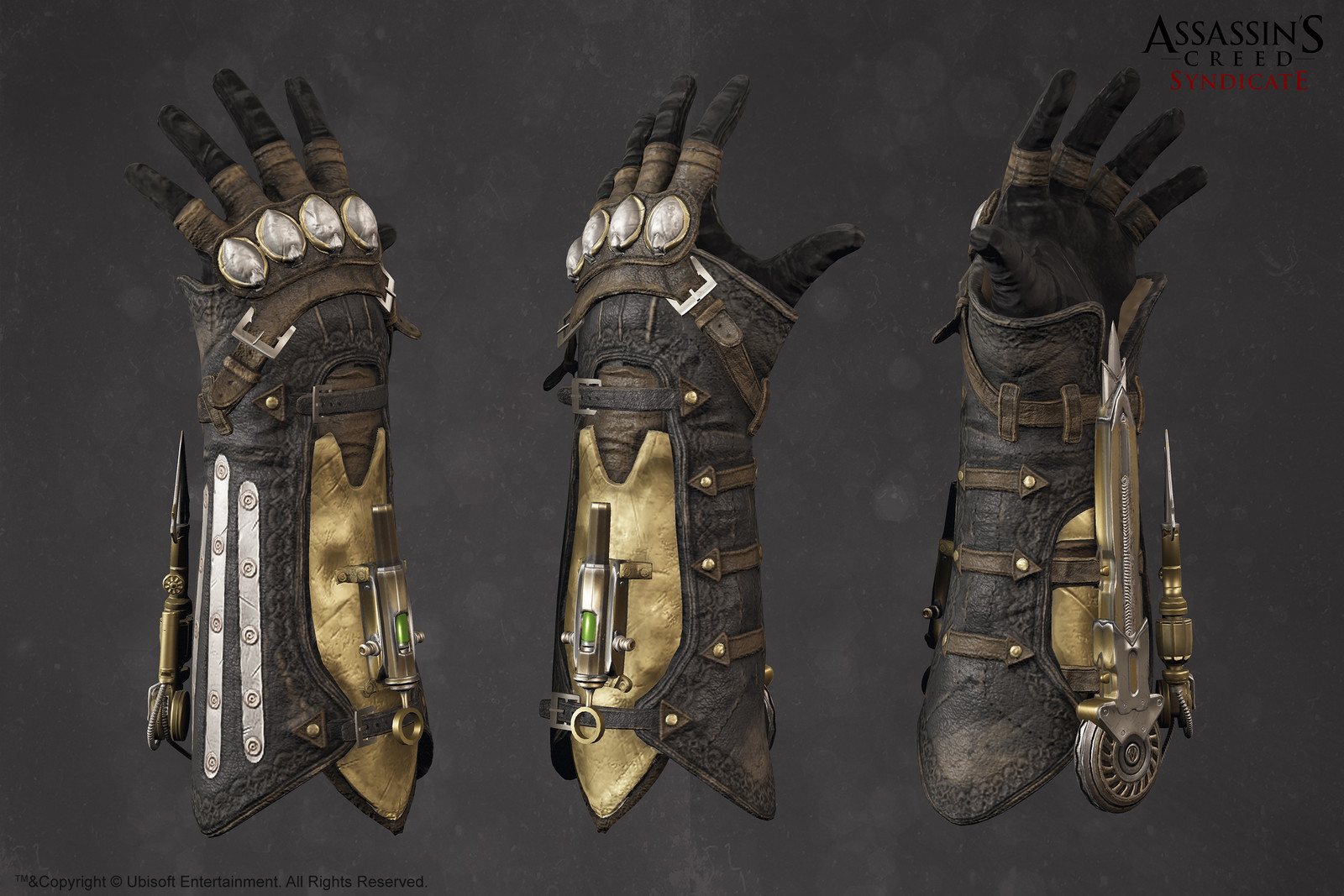 Multi Tools Glove - Assassin's Creed Syndicate
