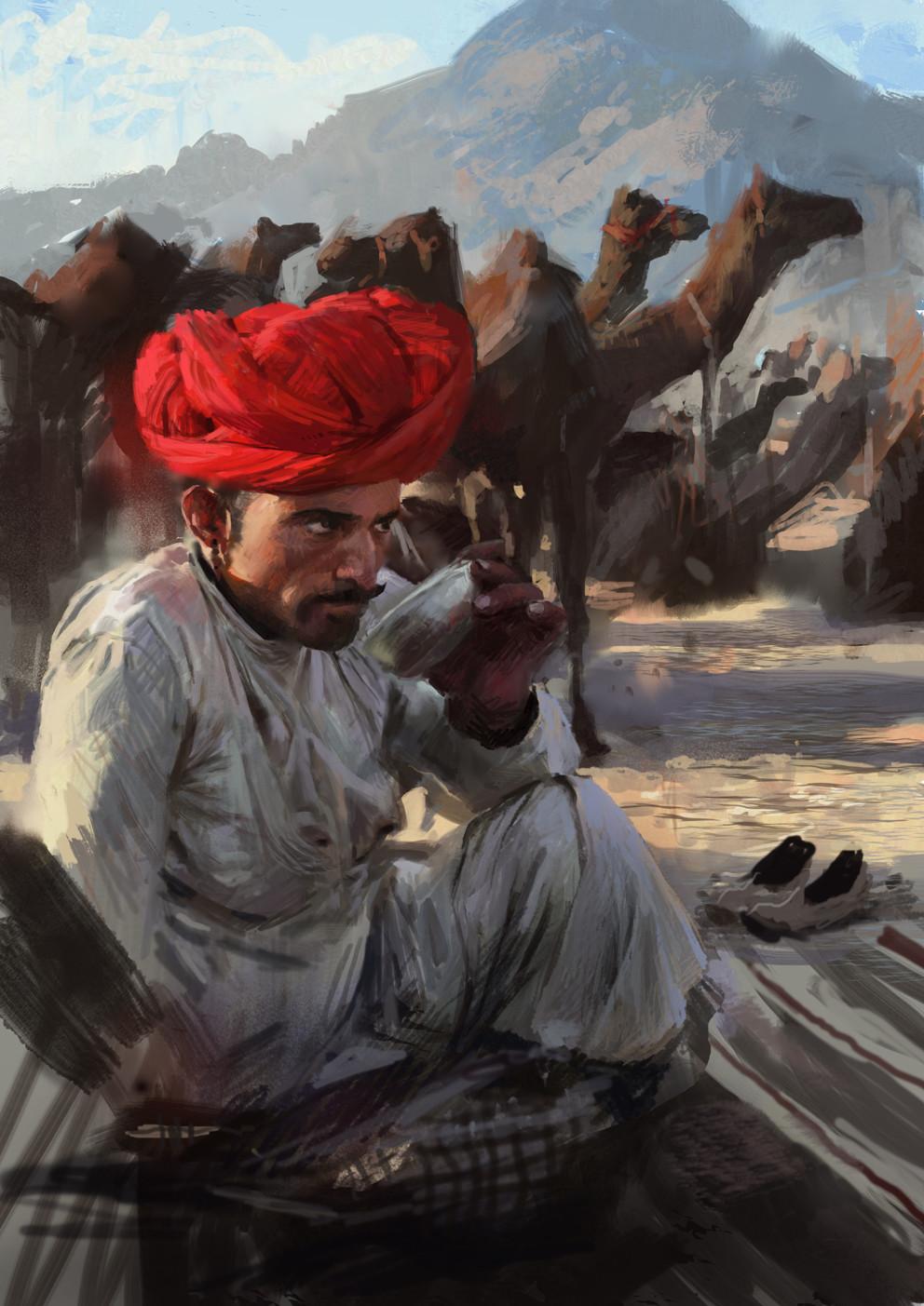 Daniel clarke arab