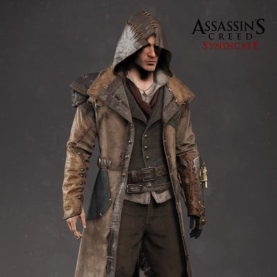 Assassin's Creed Syndicate - Jacob's Frankeinstein DLC outfit