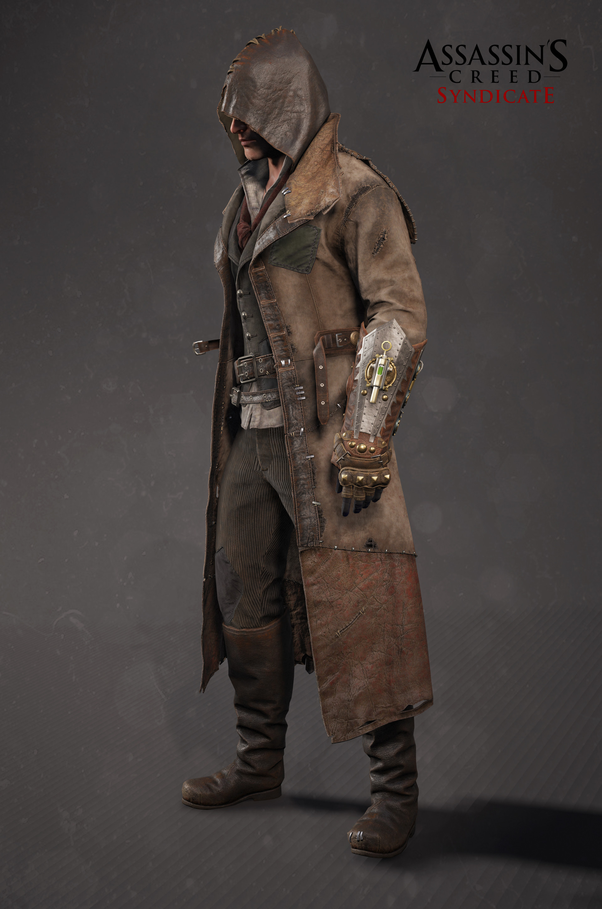 Artstation Assassin S Creed Syndicate Jacob S Frankeinstein