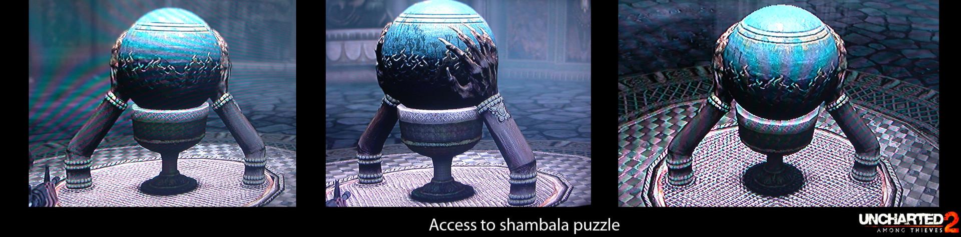Jin hao villa puzzle shambala