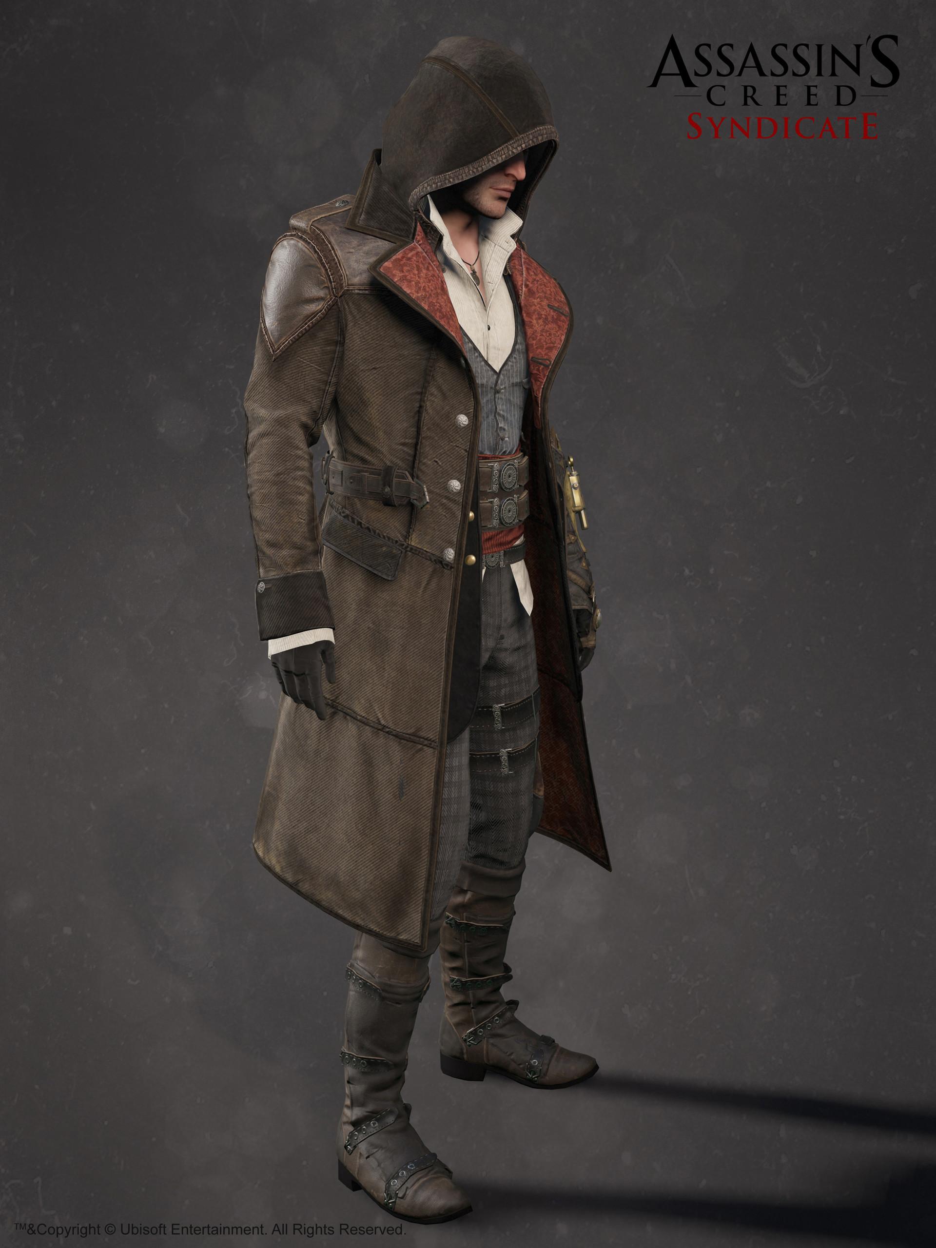Artstation Assassin S Creed Syndicate Jacob Frye Gunslinger