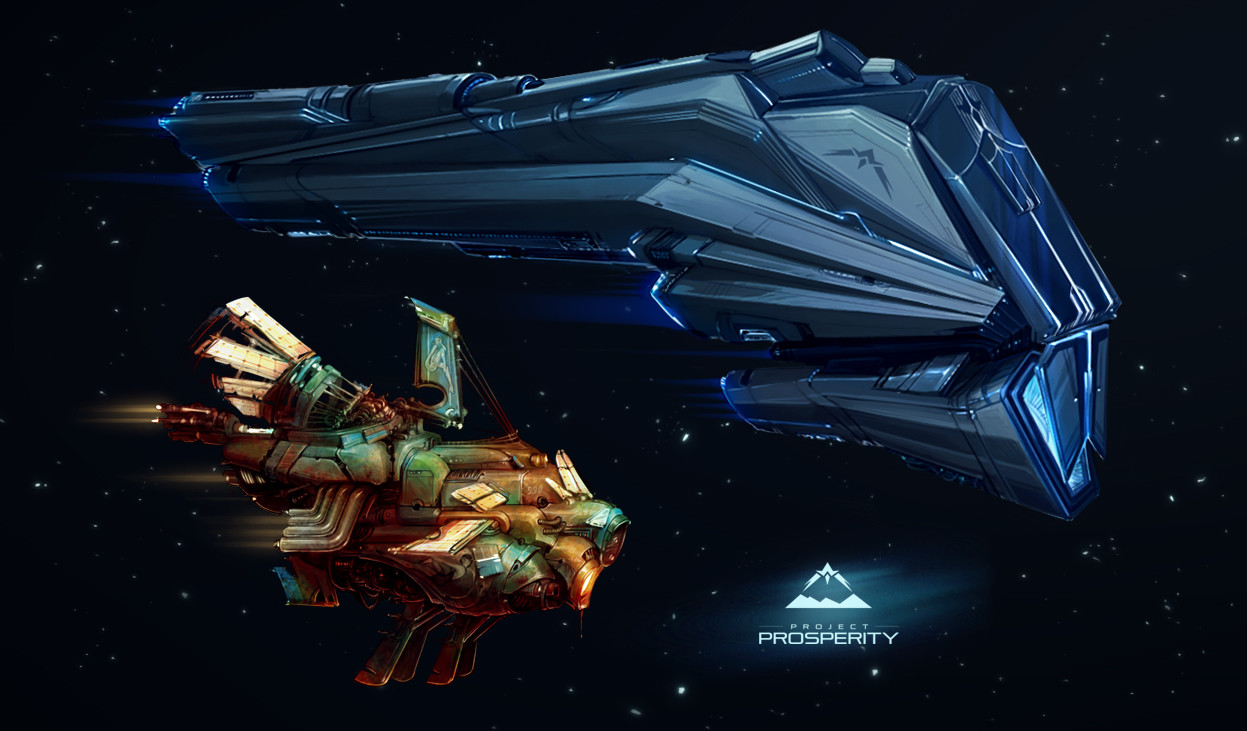 Hunter bonyun ship scale by dapper owl d8gelrj