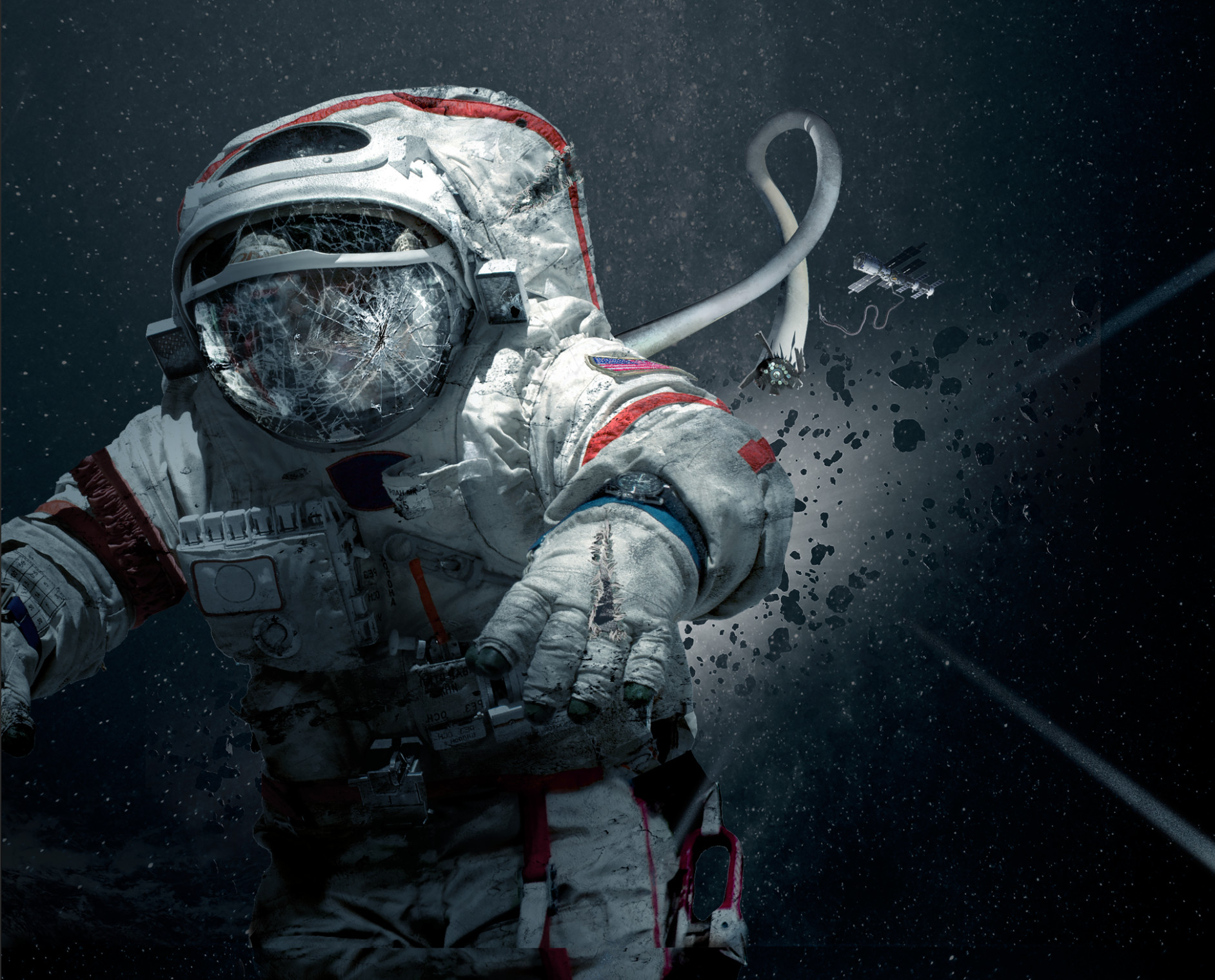 astronaut disappeared in space - photo #15