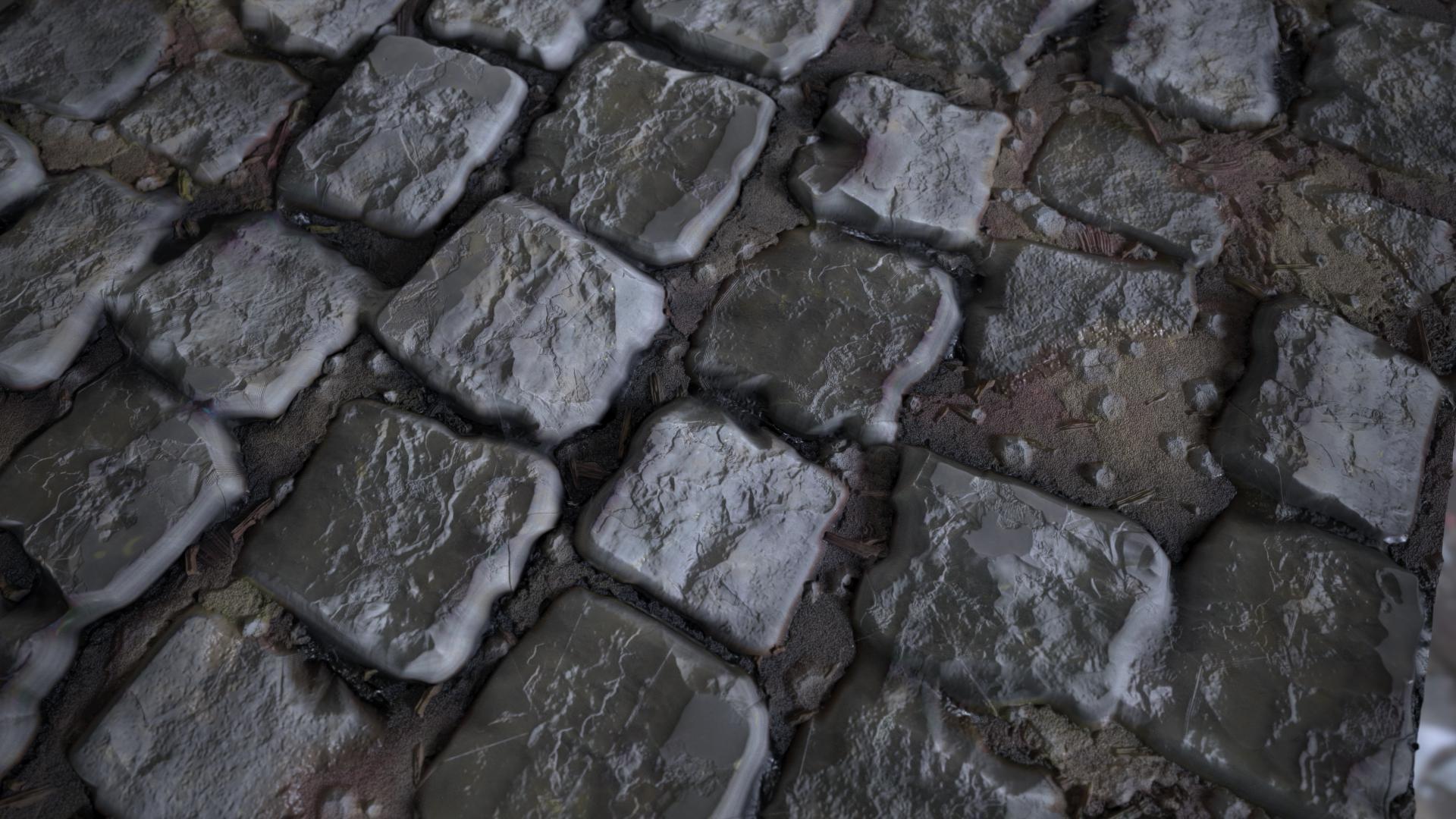 Leonardo iezzi cabble stone 02