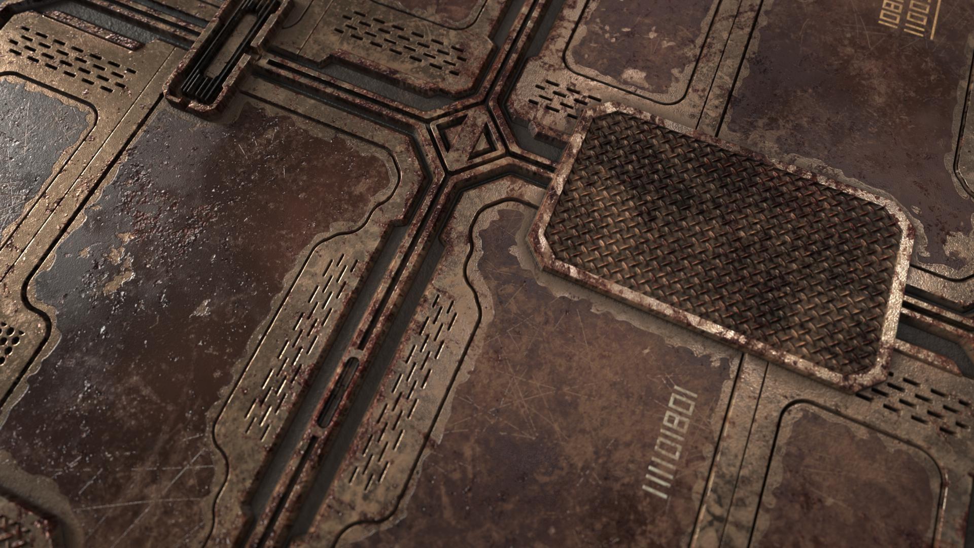 Leonardo iezzi scifi texture 01