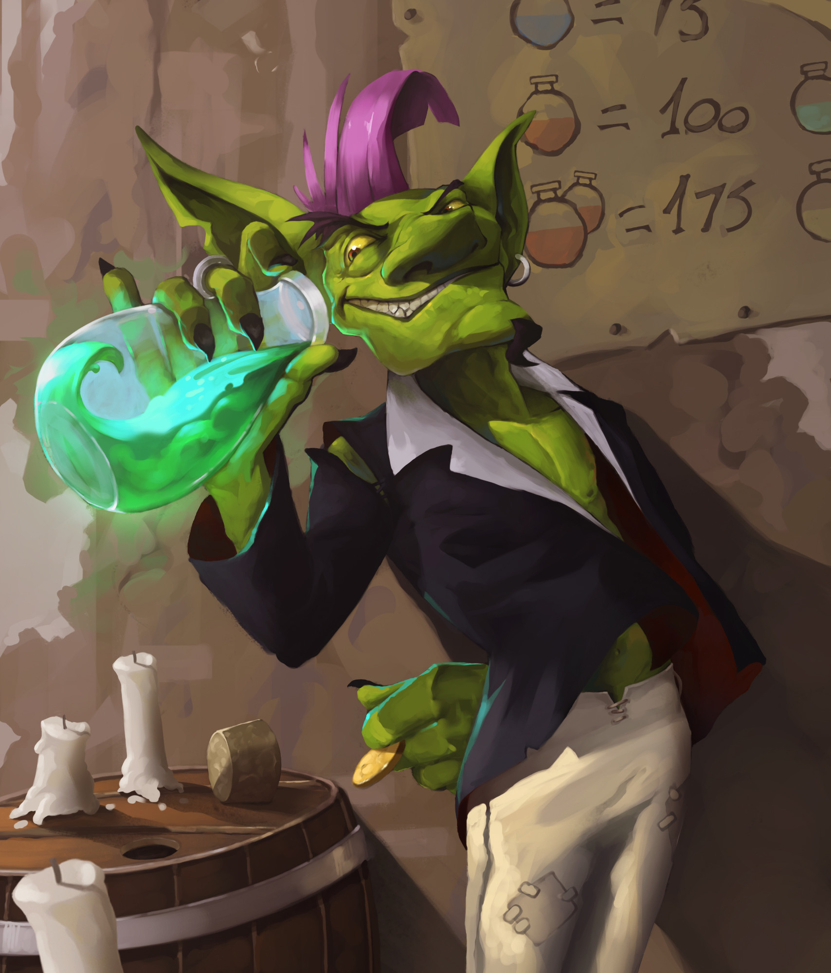 Botos vlad goblin merchant